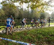 La PSF présente au stage cyclo cross organisé par le CD79 à Niort